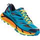 Hoka One One Mafate Speed 2 Running Shoes Men caribbean sea/autumn glory